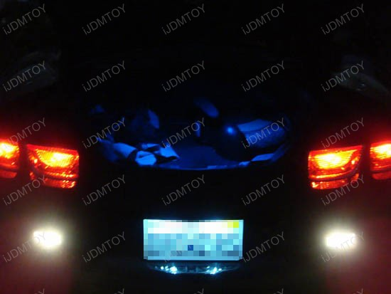 Chevy - Camaro - LED - map - lights - trunk - lights - 4